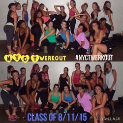 nyctwerk or #classpass