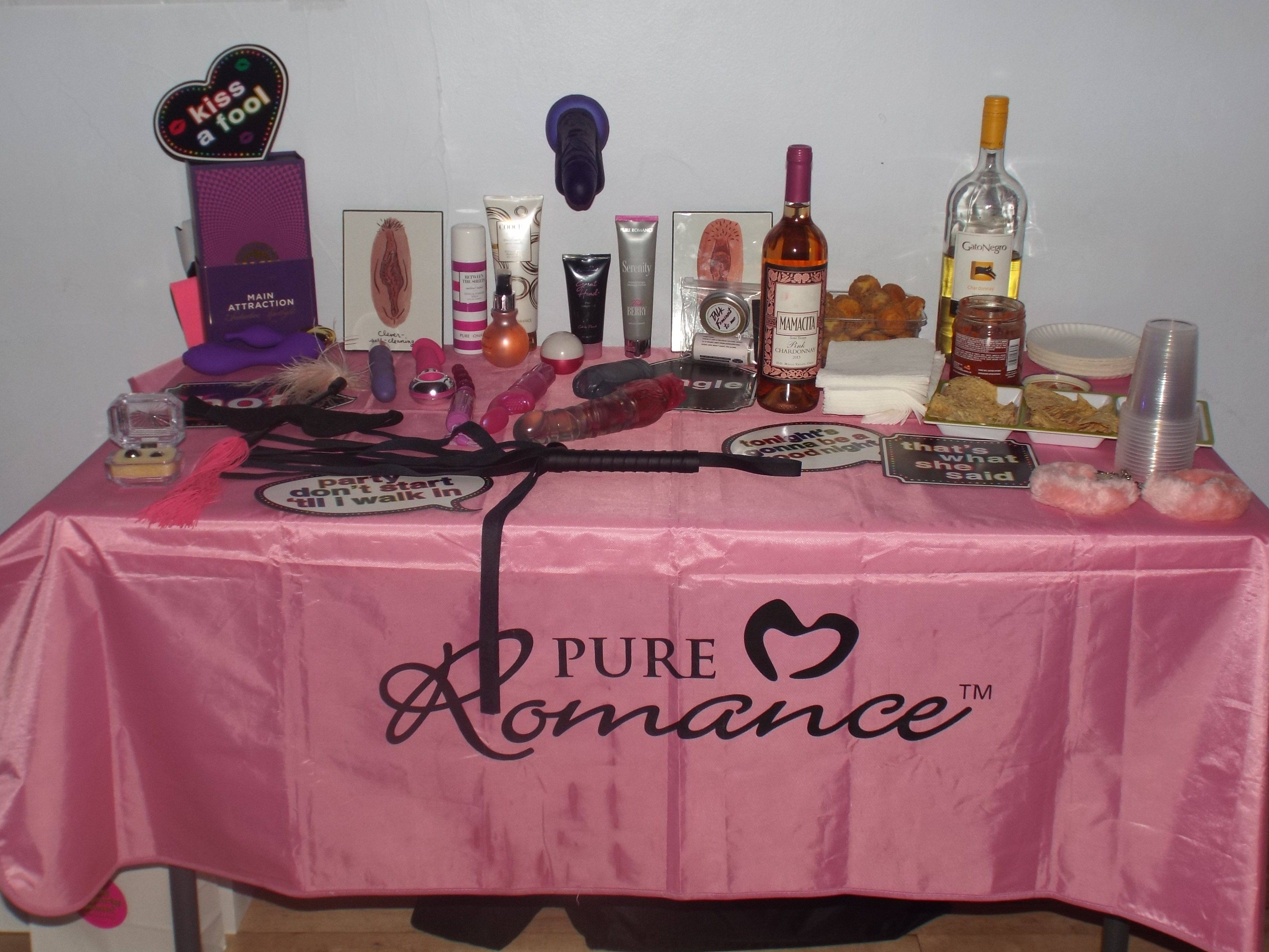 Pure Romance Party Consultant NYC