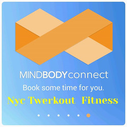 Download the Mind Body Connect App for Free.__Add NYC twerkout fitness to your favorites for easy ac