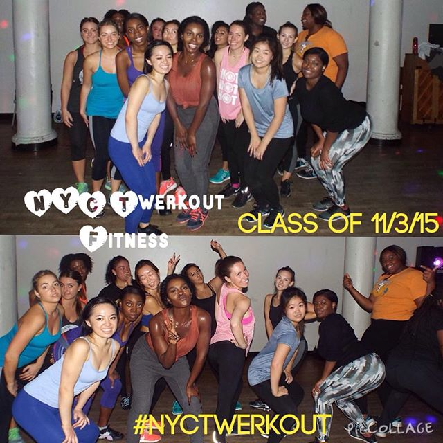 Class photo from our 2nd class, 7pm_Yes I taught two classes back to back_Tag your friends and repos