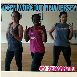 Class Photo From Saturdays Vixen Workout Class. With Certified Vixen Instructor Nikki_First class in