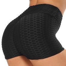 Women's High Waisted Bottom Scrunch Butt