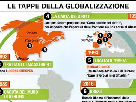 Stati Nazionali: un progetto per la globalizzazione