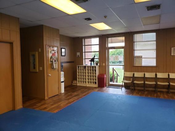 Taeguk Taekwondo lobby