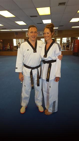 Master Hayes and Kara Hayes