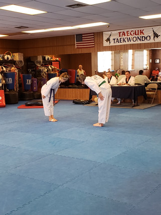 Adult class sparring bow