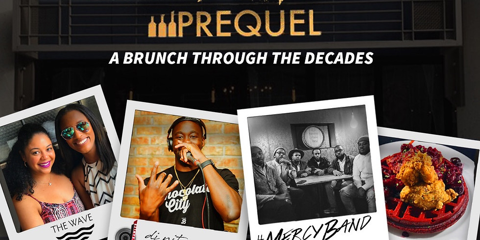 Remember The Time: A Brunch Through The Decades