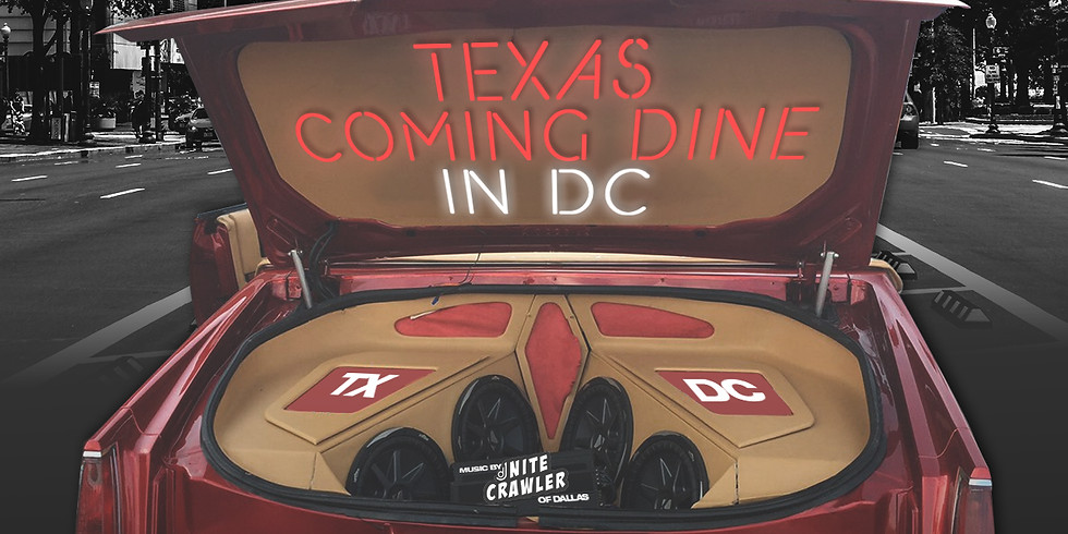 ALREADY: Texas Coming Dine In DC