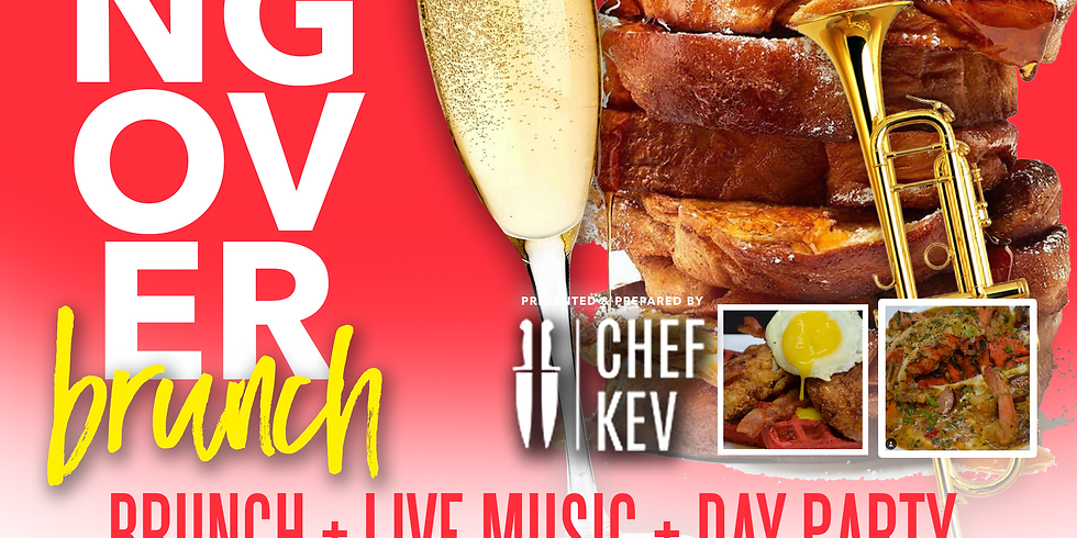The Hangover Brunch & Day Party