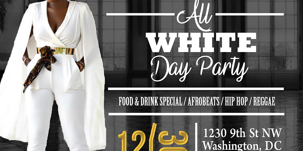 All White Day Party Presented by Jollof Gist