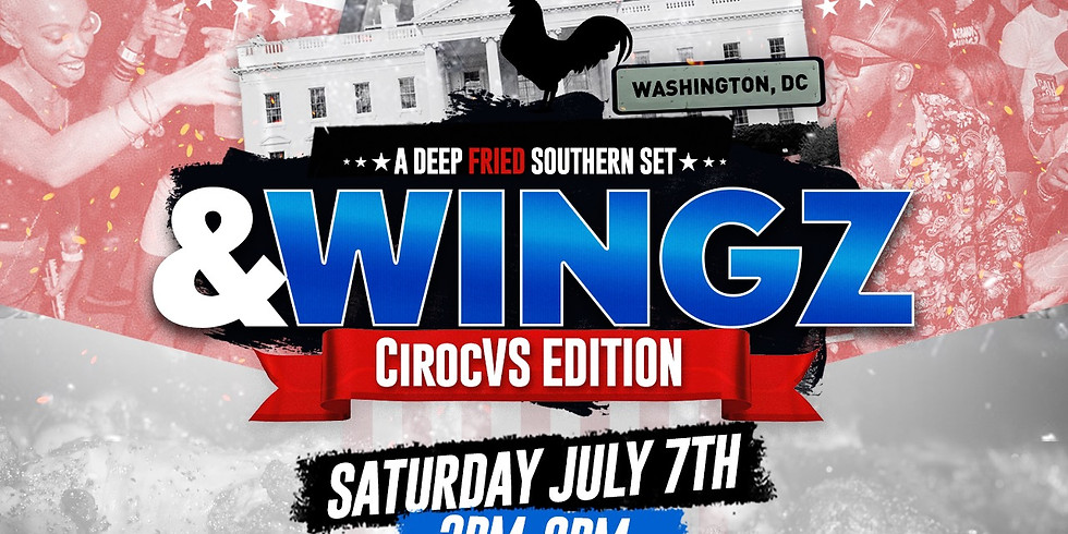 &Wingz: Ciroc VS Edition