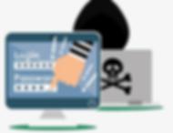 Robo de credenciales, ataques sin archivos, protección