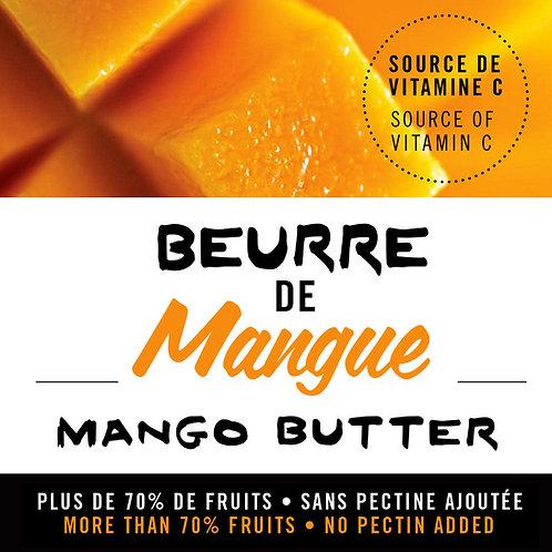 Beurre de mangue - Mango butter