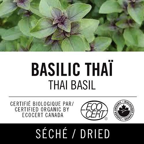 Basilic thaï - Thai basil