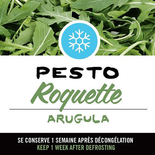Pesto roquette -  Arugula Pesto