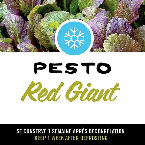 Pesto Red Giant - Red Giant Pesto