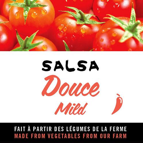 Salsa douce - Mild salsa
