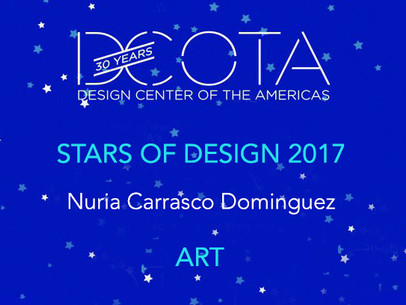 2017 AWARD WINNER                        STARS OF DESIGN  |  ART CATEGORY