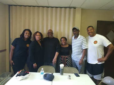 A Meeting with the Founder of LOM, Retired Chief Author Jones