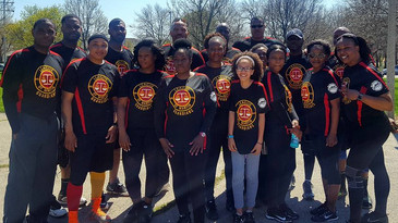 LOM Plays Kickball with the Milwaukee Community Kickball League