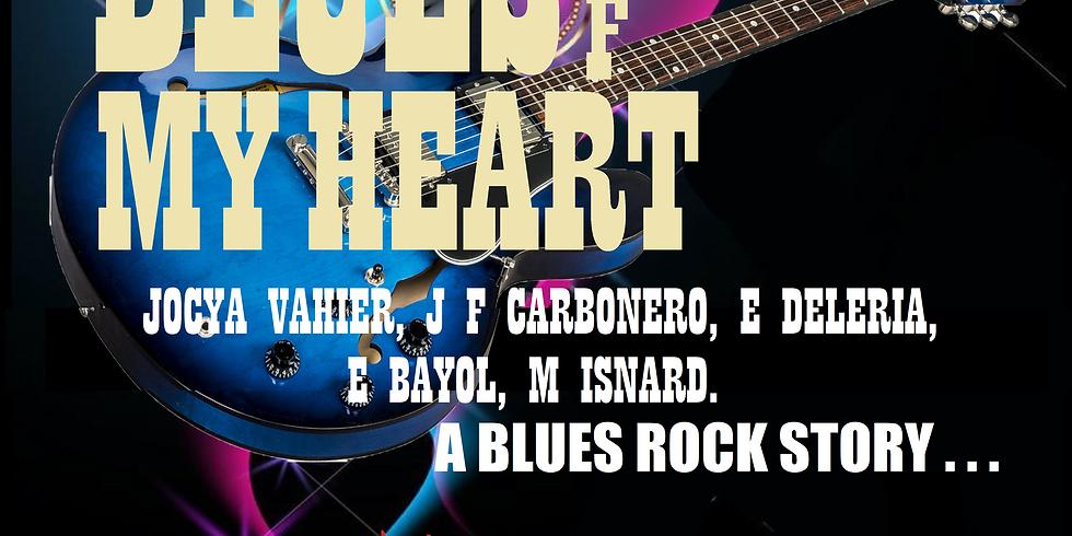 concert Blues par Blues oh My Heart