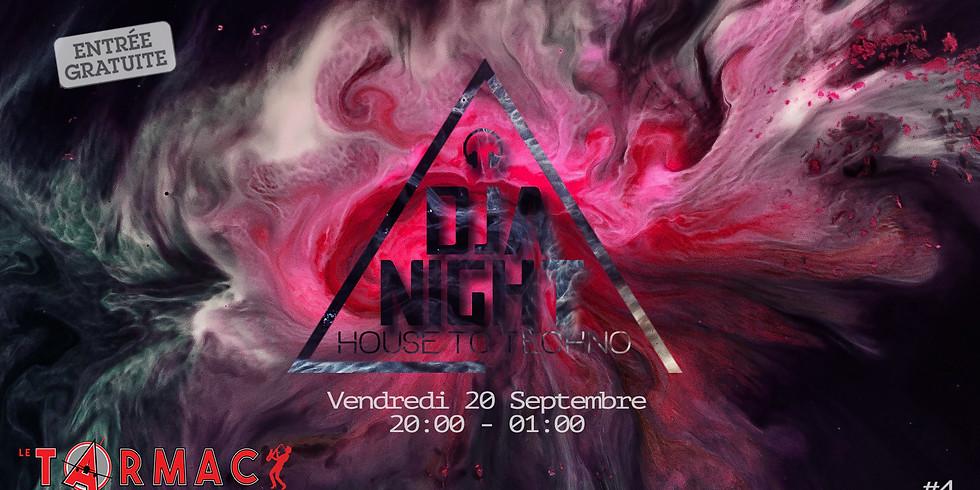 DJA NIGHT / ACTE IV