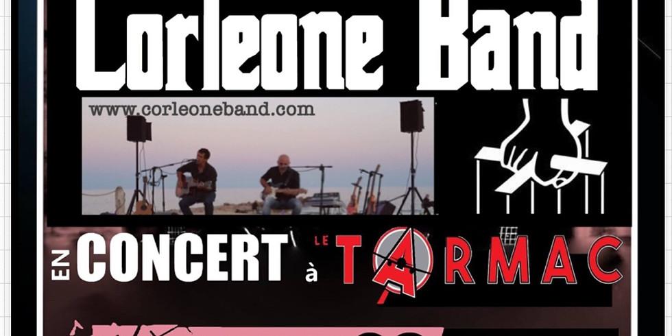 Concert Corleone Band Scène Ouverte