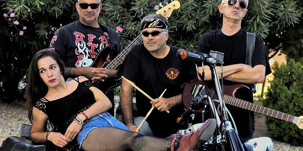 Hard Rock ! with LES GEMEAUX