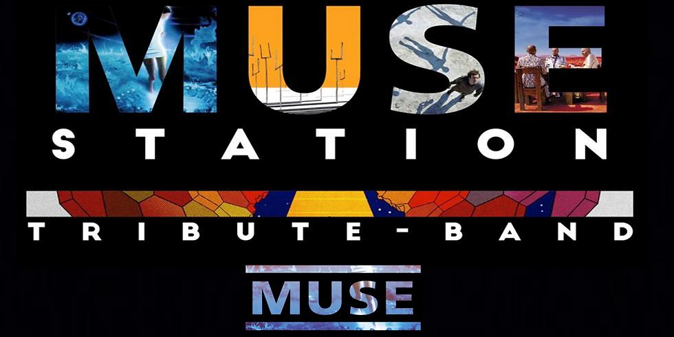 Concert MUSE Station (Tribute to Muse) - LE TARMAC