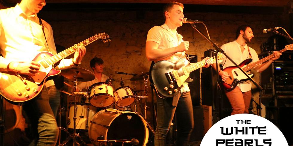 White Pearl-concert Rock Pop