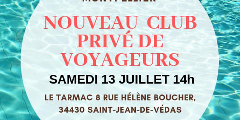 CLUB PRIVE DE VOYAGEURS