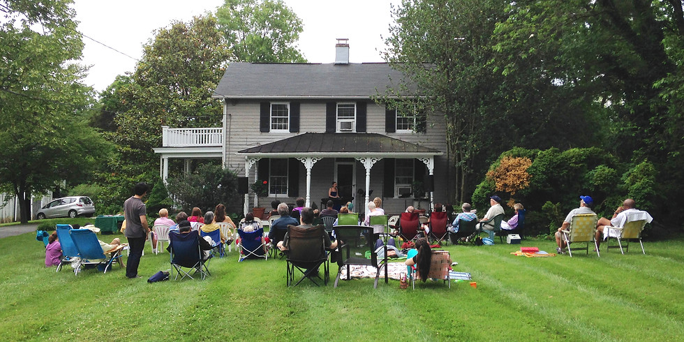 Summer 2021 Concerts on the Lawn