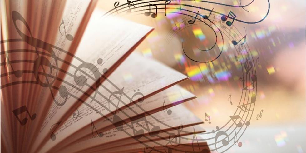 POSTPONED: The Music of Poetry: Robert Hitz Studio and Passager Press