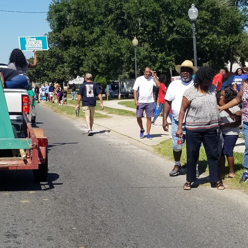 Baker's Labor Day Parade and Picnic