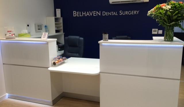 Belhaven dental surgery