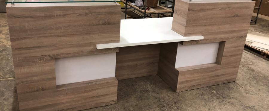 Laminated box sections