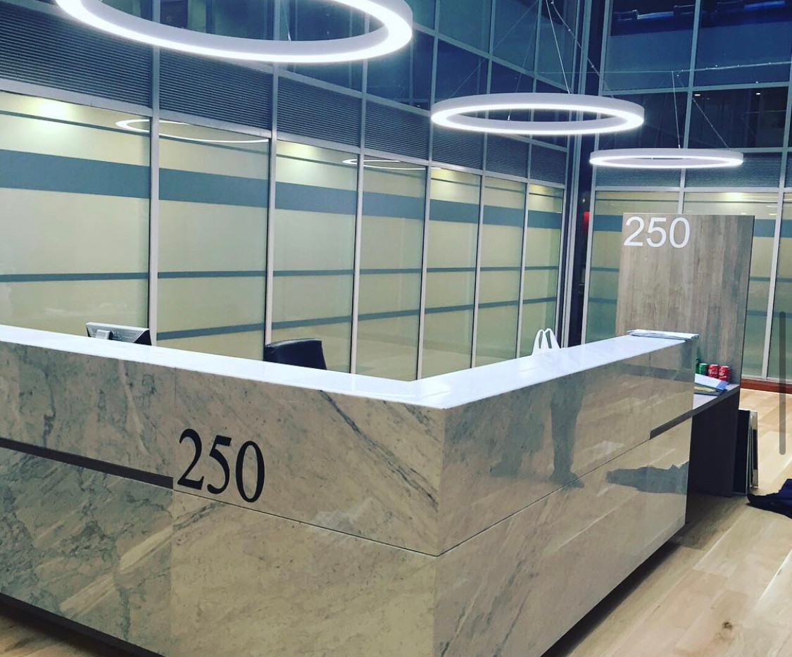 250 St Vincent street real marble lamina
