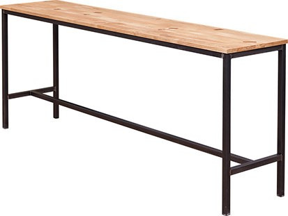 Workbench style frame.