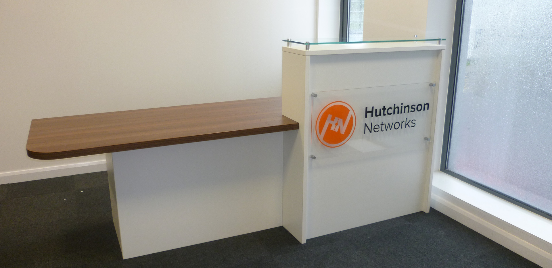 Hutchinson networks counter