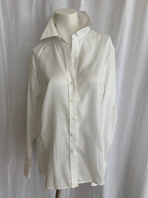 Women's White Blouse - North End Sport - Size XL