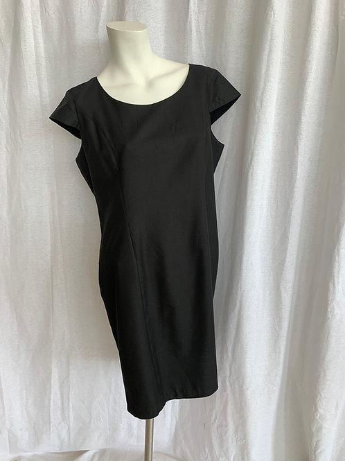 Women's Black Dress - Size 14