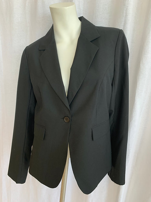 Women's Black Blazer - Size 8