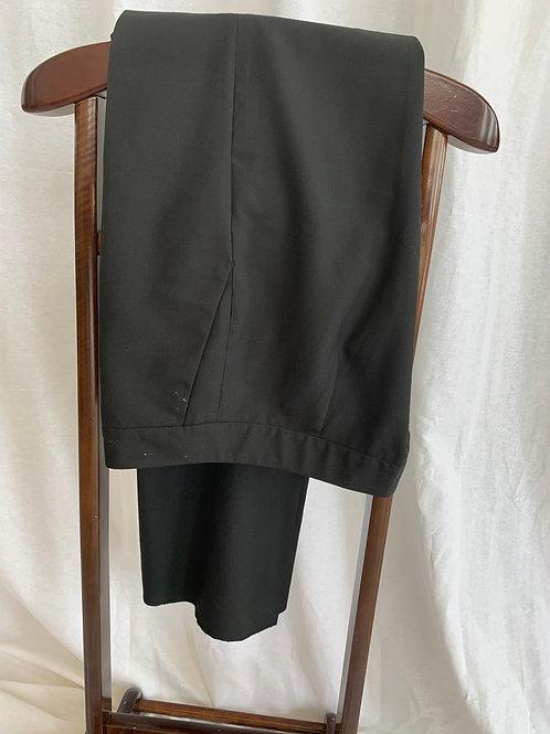 Men's Black Pant - Size 40