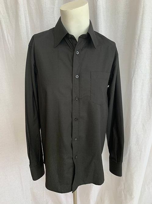 Men's Black Shirt - Medium