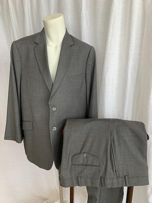 Men's Grey Suit - Size 34-36