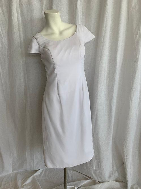Women's White Dress - Size 4