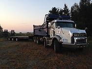 Transport de machinerie MRB