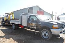 Transport d'équipement MRB