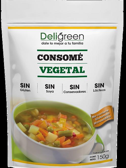 Consomé Vegetal Natural 150 grs