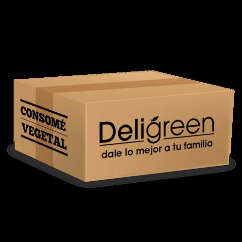 Caja con 12 Consomés Natural de 750 gramos /cu
